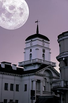 Church, Steeple, Building, Architecture