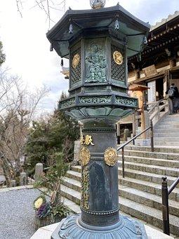 Japan, Lantarn, Temple, Kiyomizudera