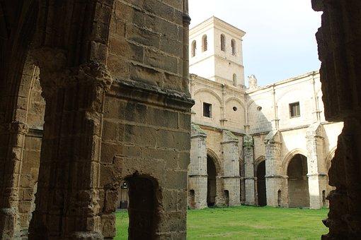 The Port Of Santa Maria, Monastery, Temple, Church