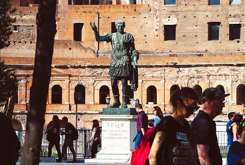 Rome, Eternal City, History, Tourism, Human