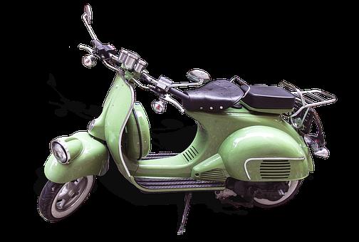 Vespa, Two Wheeled Vehicle