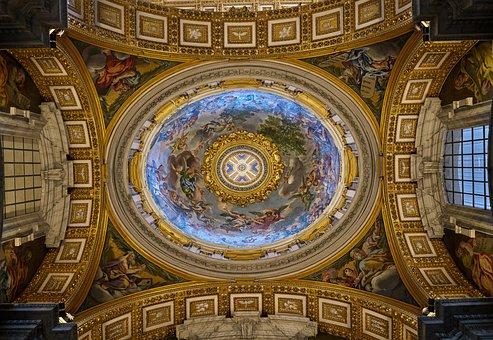 St Peter'S Basilica, Vatican