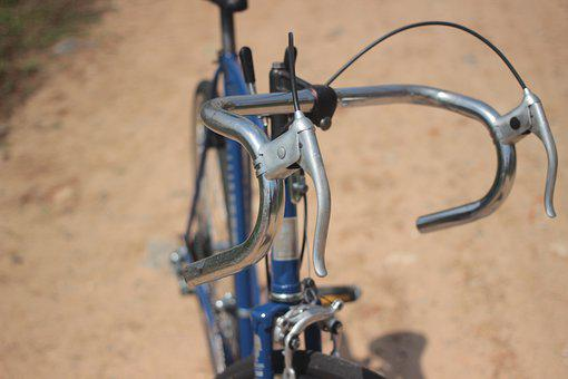 Bike, Guidon, Caloi10, Caloi, 10, Restoration, Classic