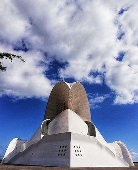 Auditorio De Tenerife, Tenerife, Auditorium, Monument