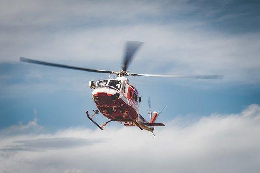 Helicopter, Propeller, Aircraft, Aviation, Flight