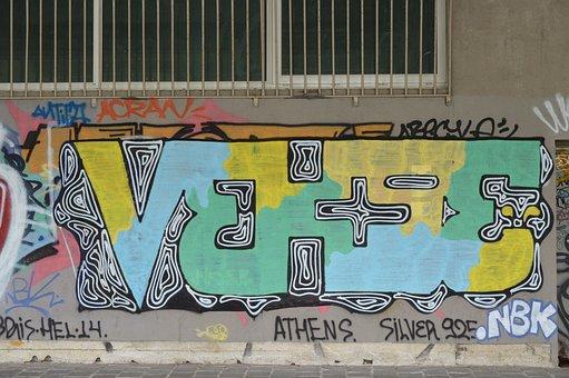 Graffiti, Wall, Urban Art, Painting, Culture, Spray