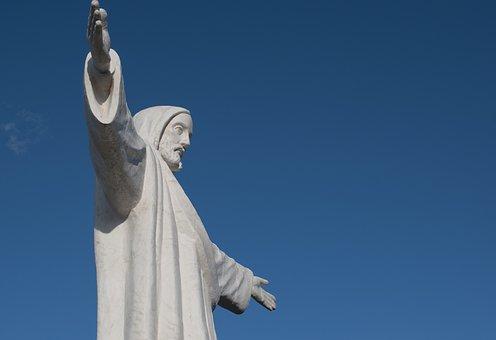 Magi, White Christ, Christ, Cusco, Peru, Sacsayhuaman