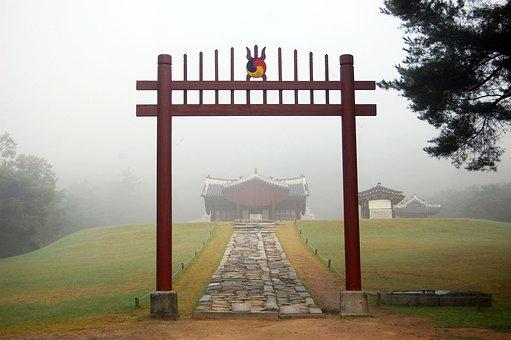 Korean, Oriental, Dreamlike, Tradition