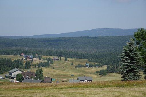 Jizerka, Nature, Landscape, Lonely
