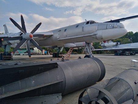 Plane, Bomb, Aircraft, Aviation, Flight, Military, War