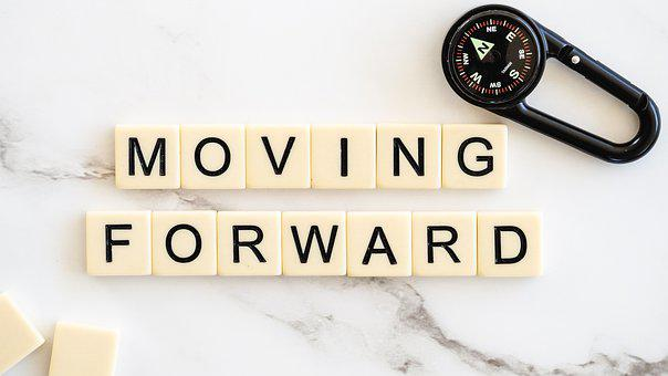 Moving Forward, Move Ahead, Progress, Success