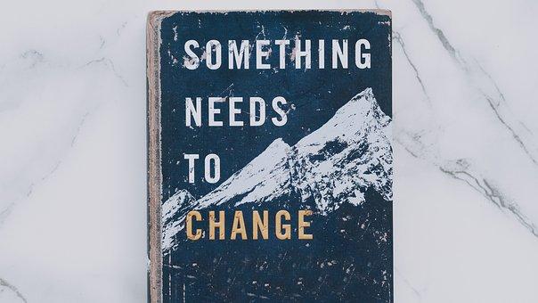 Change, New, Transformation, Reordering, Reform
