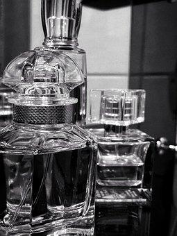 Perfume, Beauty, Bathroom, Bottles, Personal Care