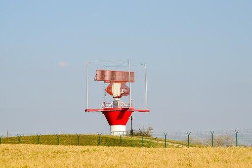 Radar, Radar Station, Sky, Radio, Satellite, Broadcast