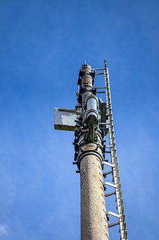 Mobile Phone Mast, Radiation, Mobile
