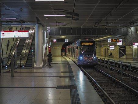 Architecture, Railway Station, Urban