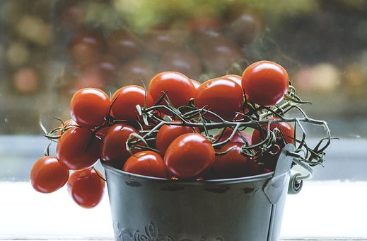 Tomatoes, Tomato, Food, Red, Vegetables