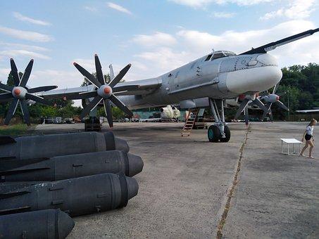 The Point, Bomb, Screw, Aircraft, Plane, Bomber, Flight