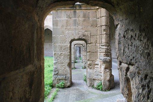 The Port Of Santa Maria, Monastery, Temple