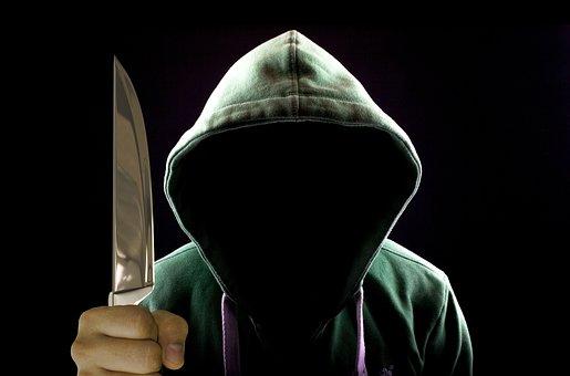 Killer, Knife, Mystery, Thriller, Horror