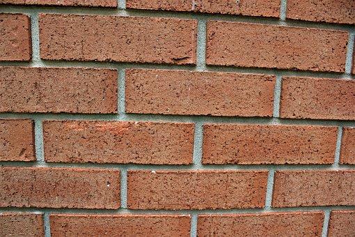 Brick, Texture, Wall, Masonry, Pattern, Surface, Mortar