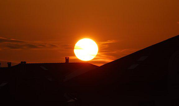 West, The Roof Of The, The Sun, Building