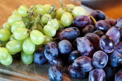 Grape, Grapes, Fruit, Wine, Vine, Green, Fruits, Food