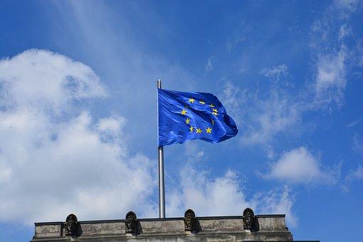 Europe Flag, European Elections, Eu Election, European