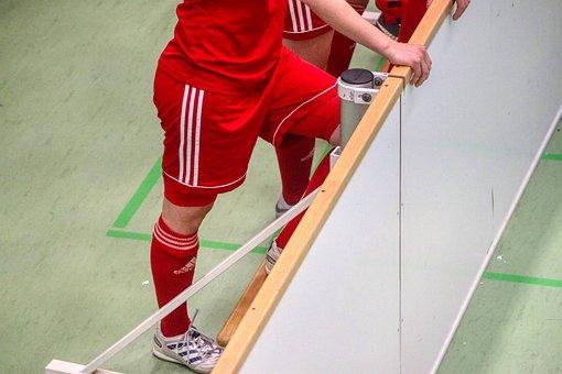 Indoor Tournament, Hall, Indoor Soccer, Sporty, Shoes