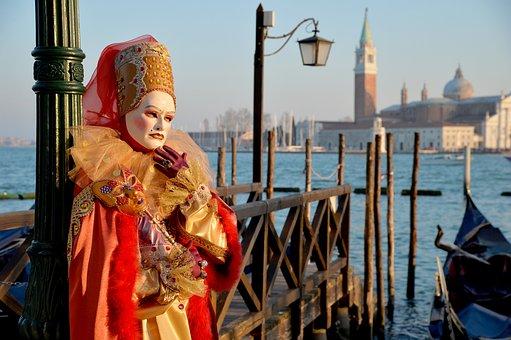 Venice, Italy, Venice Carnival