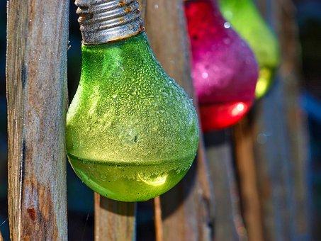 Lamp, Garden Lamp, Deco, Lantern, Garden Decoration