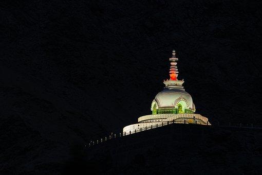Tsemo, Maitreya, Temple, Leh, Ladakh, India, Culture