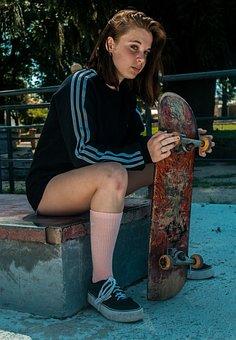 Girl, Urban, Fashion, People, Women, Teenager, Style