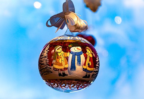 Decoration, Snow Man, Winter, Snowman, Celebration