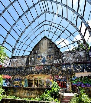 Urbex, Urban Exploration, Abandoned