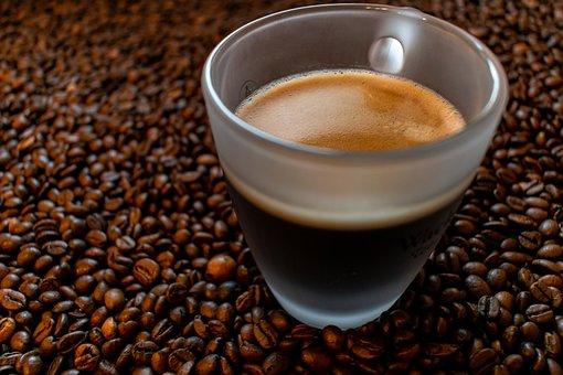 Coffee, Coffee Beans, Coffee Bean, Brown, Beans
