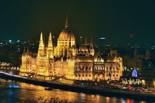 Architecture, Beautiful, Budapest
