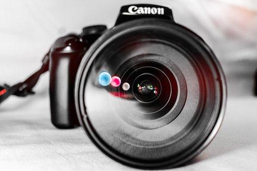 Camera, Photography, Lens, Equipment, Photographer