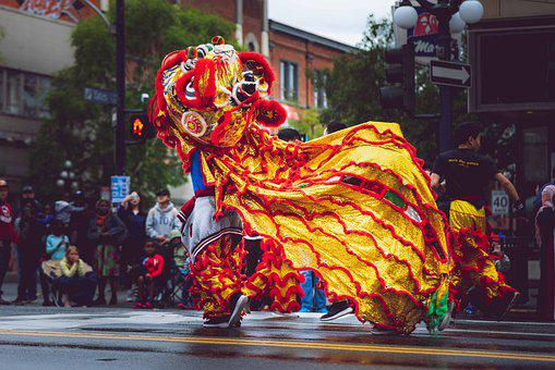 Carnival, Celebration, Ceremony, Chinese