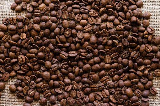 Coffee Beans, Coffee, Aroma, Caffeine, Beans, Roasted