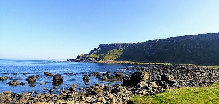 Ireland, Giant's Causeway, North Ireland, Coastal