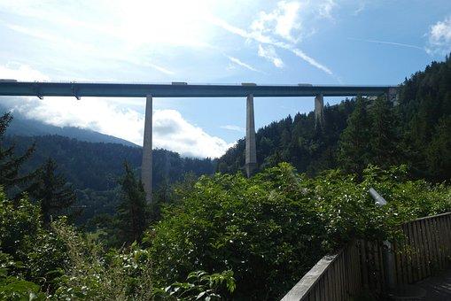 Europabrücke, Innsbruck, Austria, Bridge