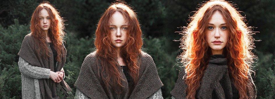 Sisters, Irish, Young, Redheads, Beautiful, Pretty