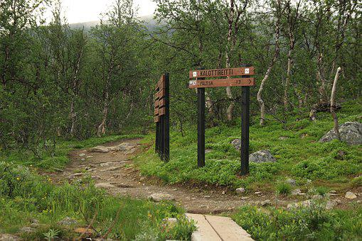 Hiking, Lapland, Finland, Nature, Landscape, Hike