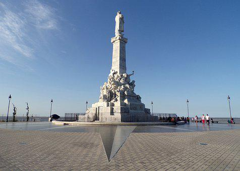 Monument, Argentina, Waterfront, Culture