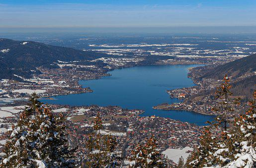 Wallberg, Mountain, Hausberg, Tegernsee, Bavaria