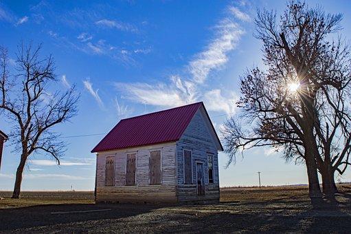 Old School, Historic School, One Room School