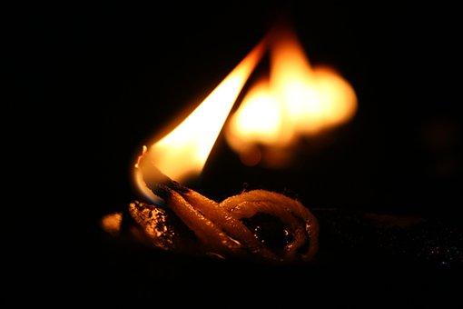 Diyo, Light, Diya, Lamp, Flame, Culture, Religious
