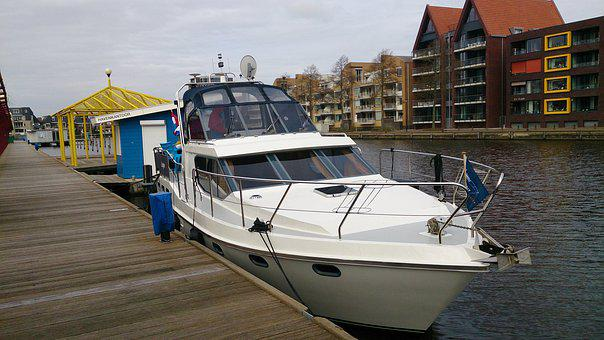 Yacht, Netherlands, Boat, Port, Tourism, Water, Boating