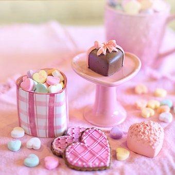 Conversation Hearts, Valentine's Day, Valentine, Sweets
